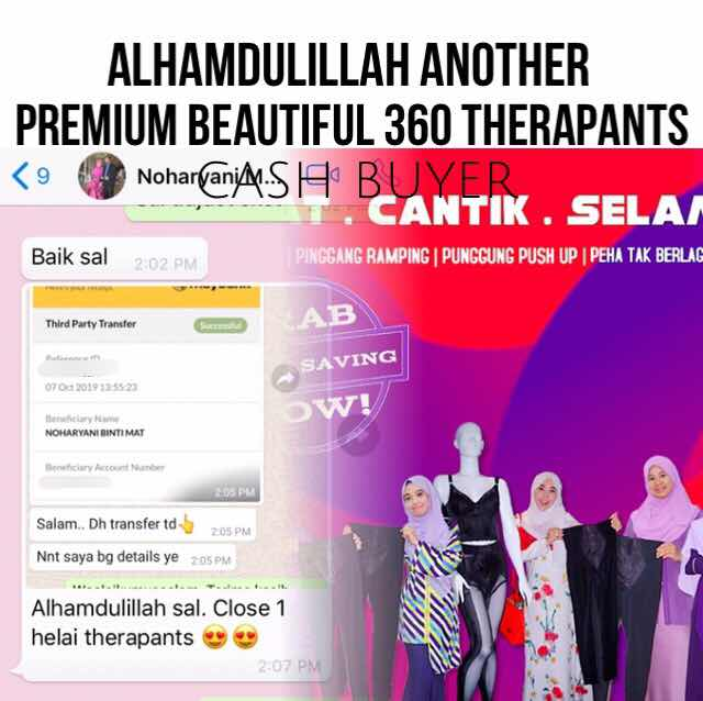 therapants murah haio