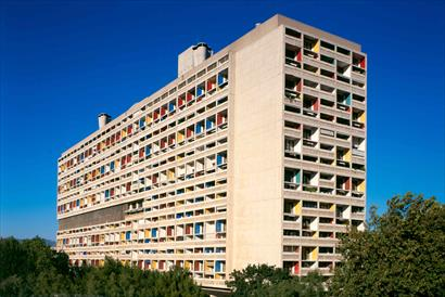 Unités d'Habitation em Marselha, na França - Le Corbusier