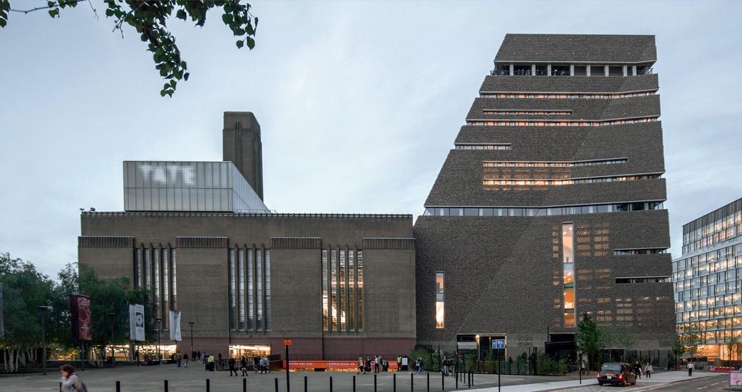 Extension of Tate Modern, London - Herzog & de Meuron   Arquitectura Viva