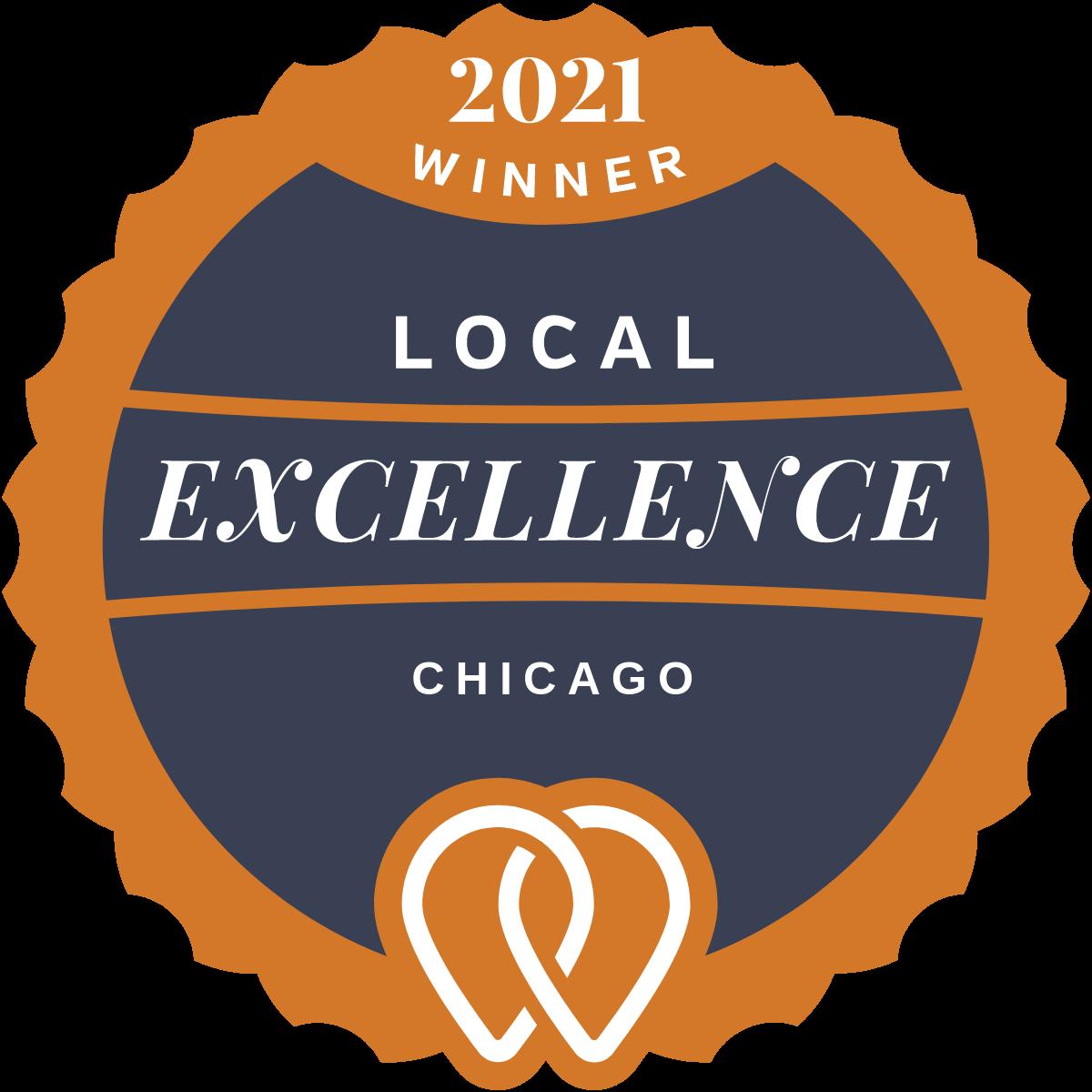 Local Excellence Chicago Award Winner - Symboliq Media