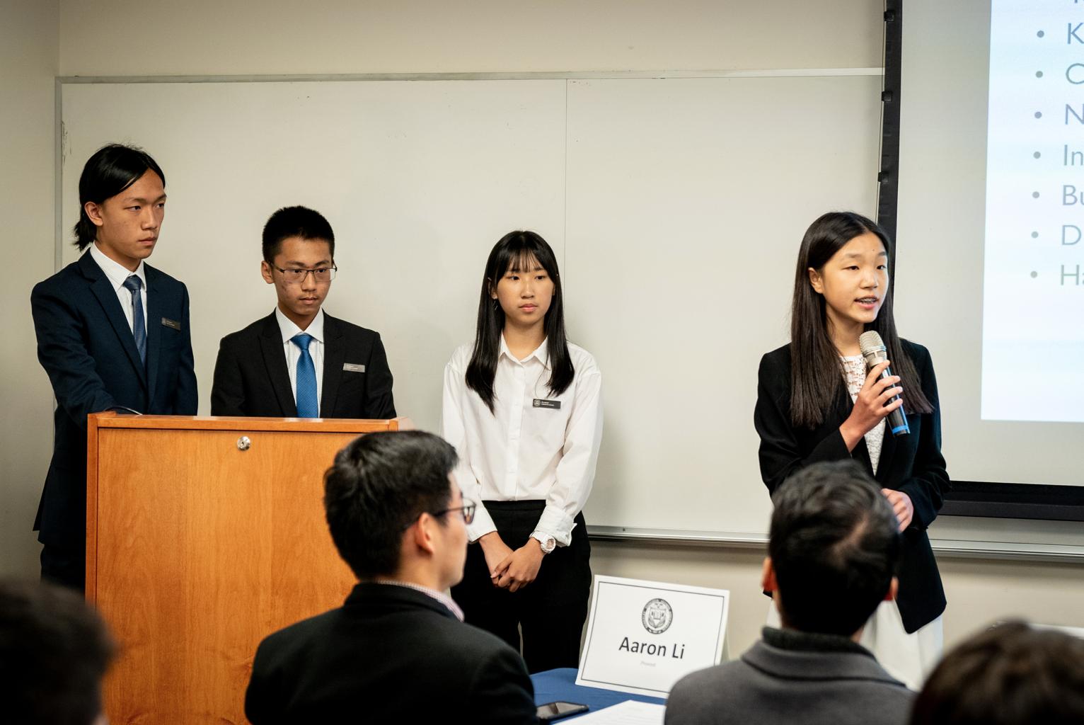 柏克萊清華校友會補助12名高中生赴矽谷培訓3