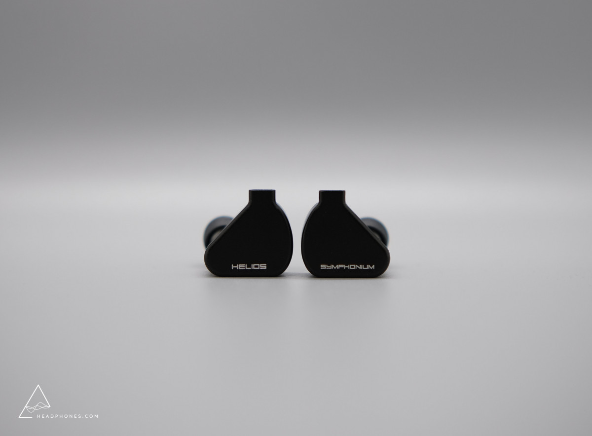 Symphonium Audio Helios in-ear headphones Review | Headphones.com