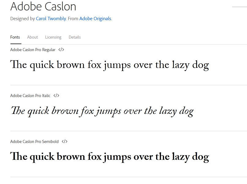 тренды вебдизайна 2021 оригинальный шрифт пример