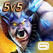 Heroes of Order & Ch - Best MOBAs for Android