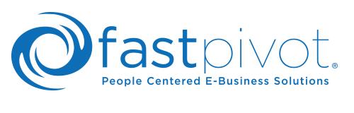 Fastpivot the brand.