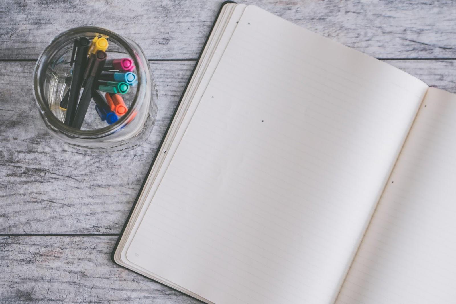 O bullet journal é uma forma de organização adaptável e prática de ser implantada na rotina