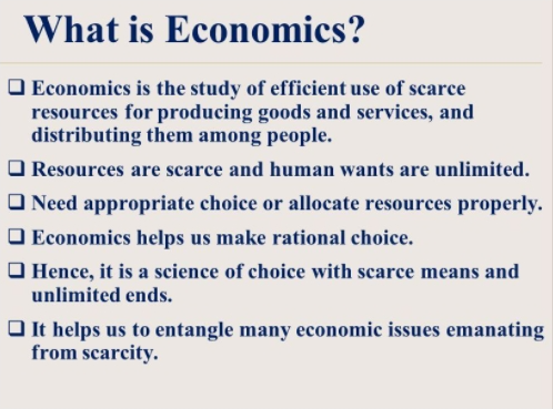 Economics Paper Writing Service