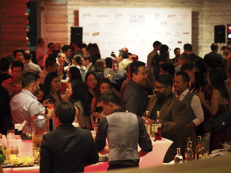 📸 All the fun and festivities from last year's awards @ The Westin Grande Sukhumvit