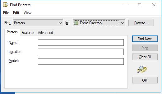 Adding Printers in RemoteApps - Knowledgebase / Desktop Computing