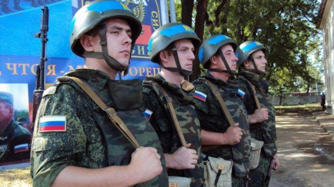 Российские миротворцы — людям у «пороховой бочки»: «Ребята, выдохните»