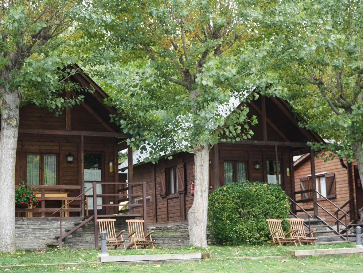 This campsite is the perfect base for exploring the Aigüestortes National Park