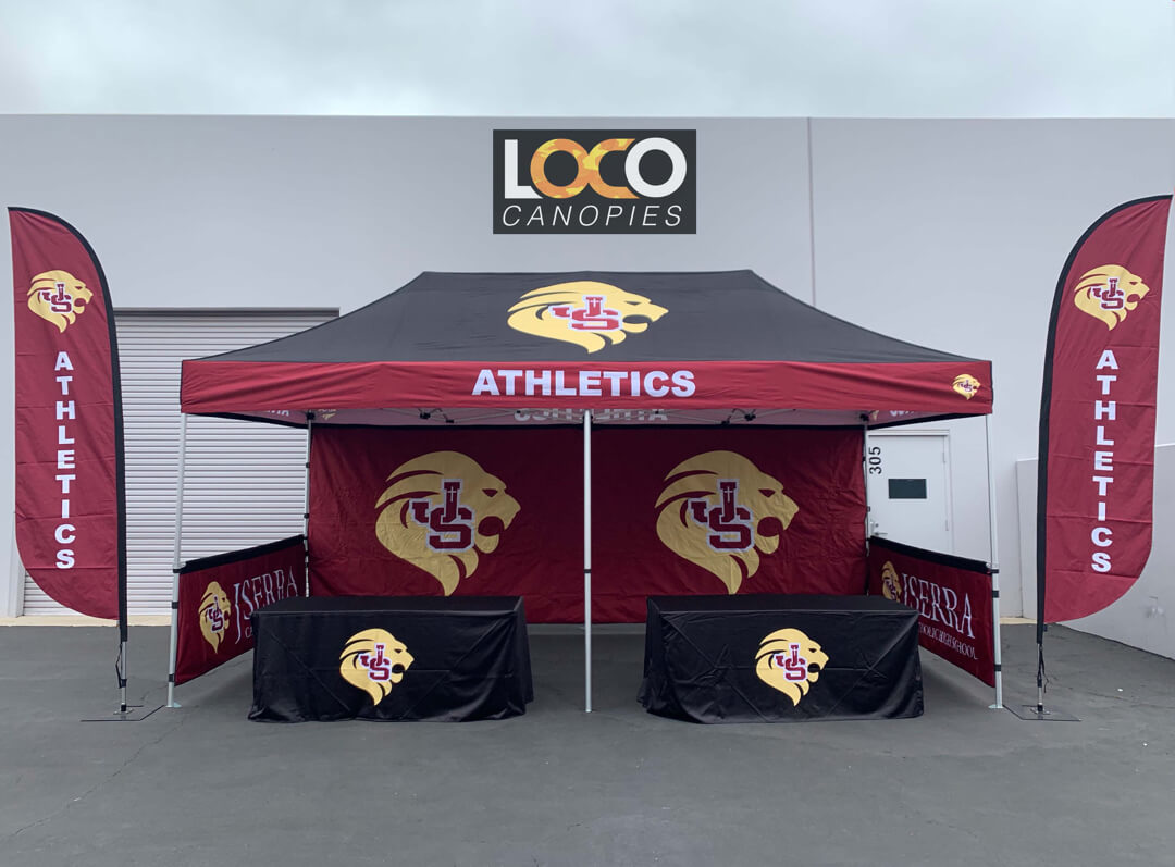 canopies signs