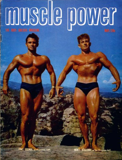 Muscle Power 1951 May