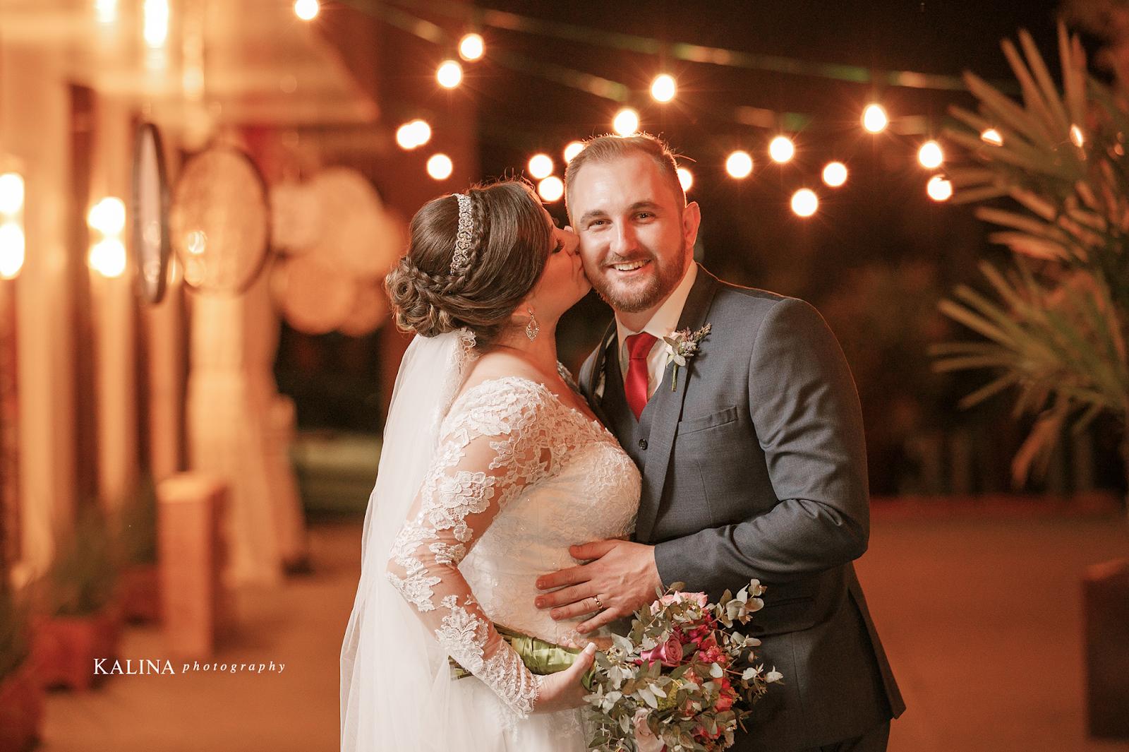 Fio de Luz no Casamento