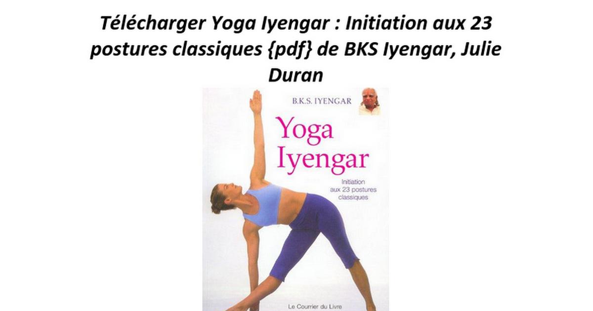 Iyengar Yoga Poses Pdf | Workoutwaper.co