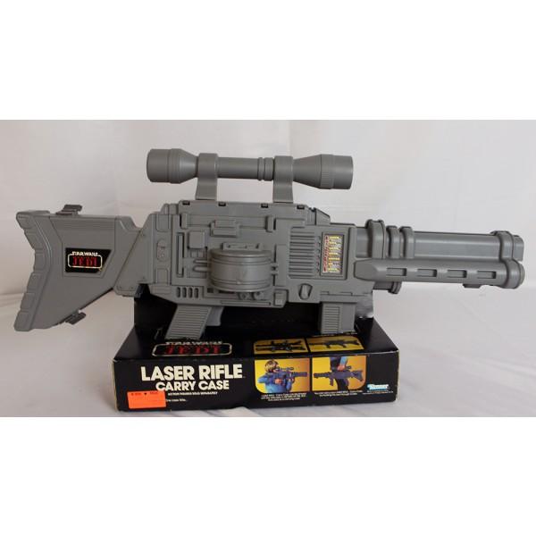 Image result for vintage star wars rifle carry case
