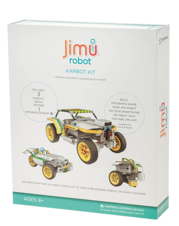 Robots programables JIMU de Ubtech - Tienda online Opitec de robotica, tecnologia y manualidades
