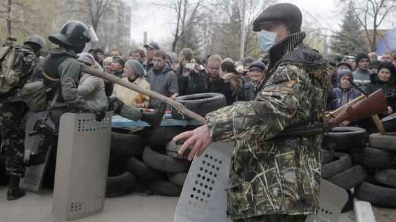 Ukraine-slovyansk
