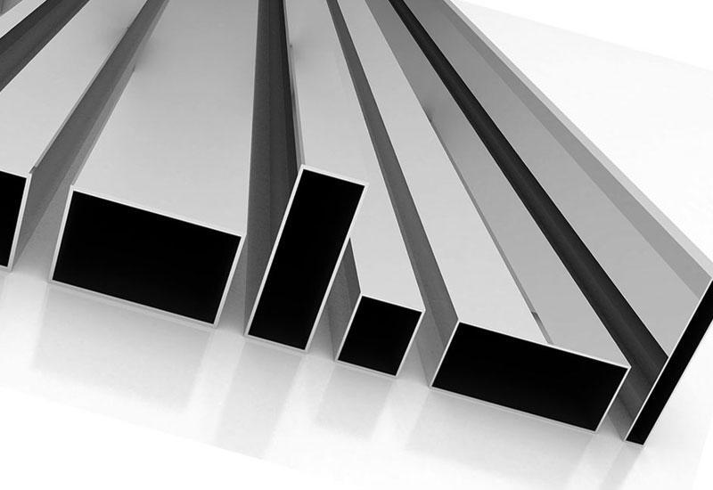 Thép hộp vuông và thép hộp chữ nhật được sử dụng phổ biến trong nhiều công trình hiện nay