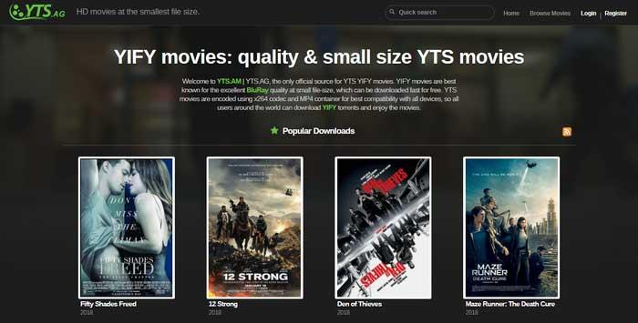 How to Download YIFY Movie Torrents and Play on iPhone/iPad/PS4 without  YIFY Codec Pack