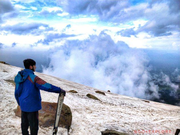 Alpather Lake Trek in Gulmarg Kashmir