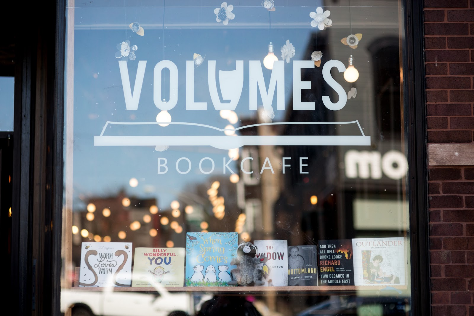 Contact Us | Volumes Bookcafe