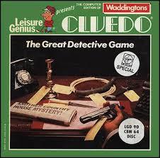Image result for cluedo box