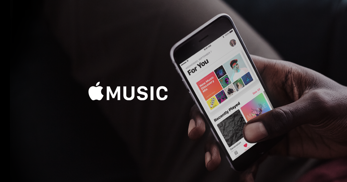 Ứng dụng Apple Music