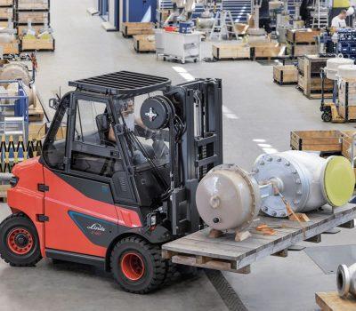 Training | Linde Material Handling Ireland | Forklift Driver ...