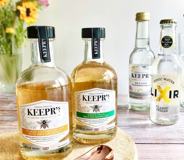 Keepr's Gins