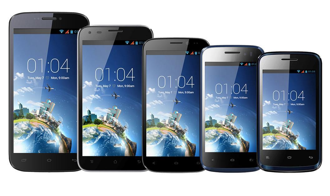 Former HTC Execs Reveal Seven Models of Kazam Phones