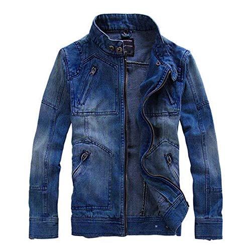 Blaq Ash Men's Denim Jacket