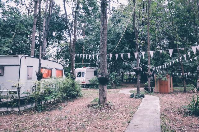 5. Camp Out Korat