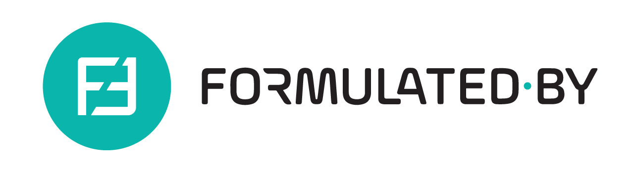Formulated By's logo