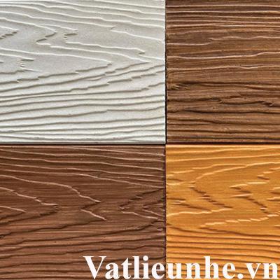 Thanh ốp tường gỗ xi măng Concreetwood kiểu vây cá là sản phẩm như thế nào?