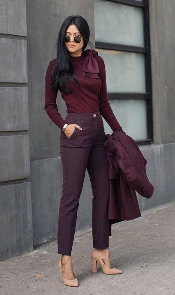 45 Ways to Wear Business Casuals and Look Non-Boring | Trendy work ...