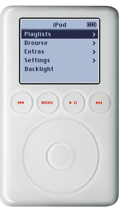 iPod Classic 3rd Gen