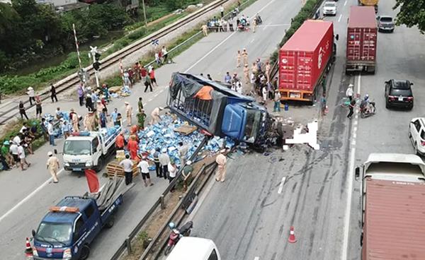 Nằm mơ thấy tai nạn giao thông