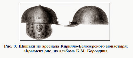 Шлемы армии России