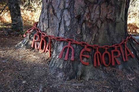 Vista de la cadena del pino, en El Ventorrillo. | Marga Estebaranz