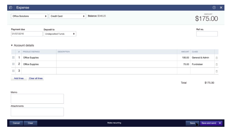 Customizing QuickBooks Online for Your Industry
