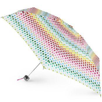 Colorful Umbrellas for June Showers with Kohls Promo Codes 2014