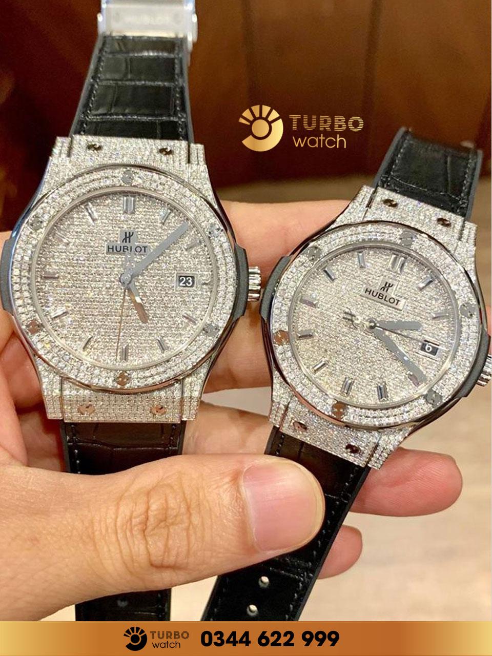 Hublot là một thương hiệu đồng hồ được thành lập bởi Carlo Crocco