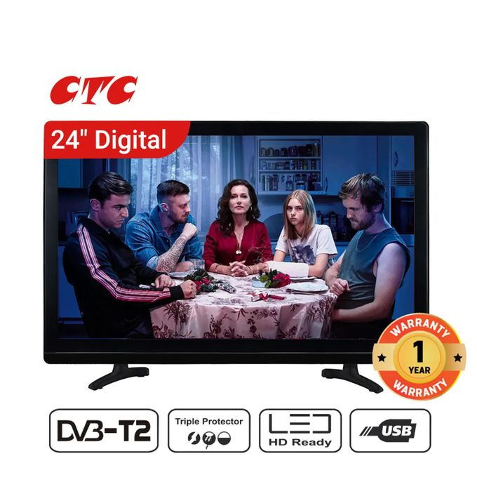 ctc tv in kenya cheap and best