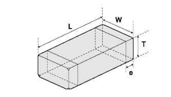Rysunek 1. Rdzeń ferrytowy - schemat
