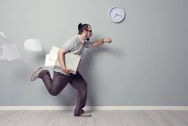Image result for running late