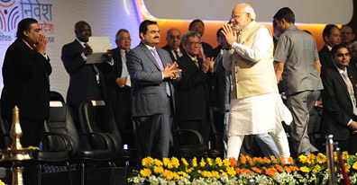 $100 bn foreign investments knocking at India`s doors: Narendra Modi
