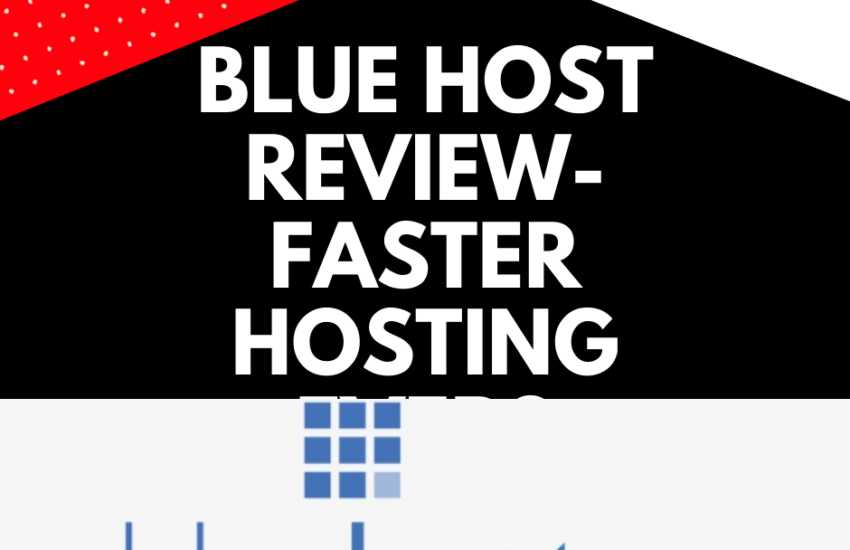 blue host review-fasted hosting ever