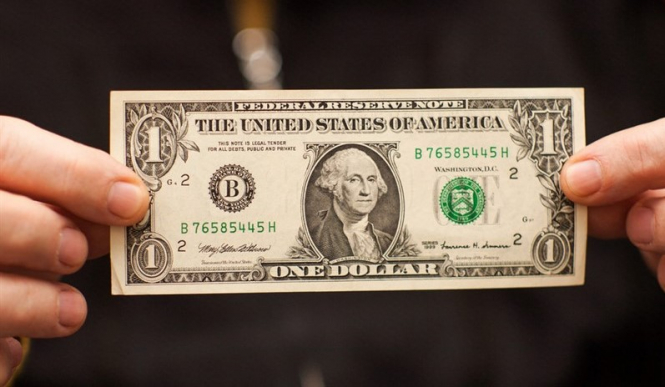 The dollar is waiting for the March report on the US labor market