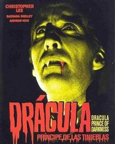 Drácula, Príncipe de las tinieblas (1966, Terence Fisher)